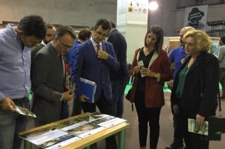 A feira agroecolóxica NaturaLugo bota a andar con máis de 50 expositores e numerosos obradoiros