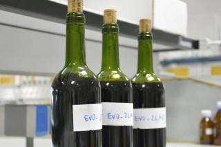 ¿Como modifican los fungicidas a los vinos tintos?