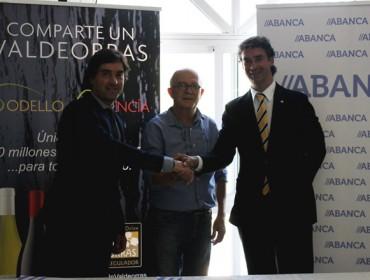 Abanca e o CRDO Valdeorras ofrecen fórmulas de financiamento conxuntas no arranque da vendima