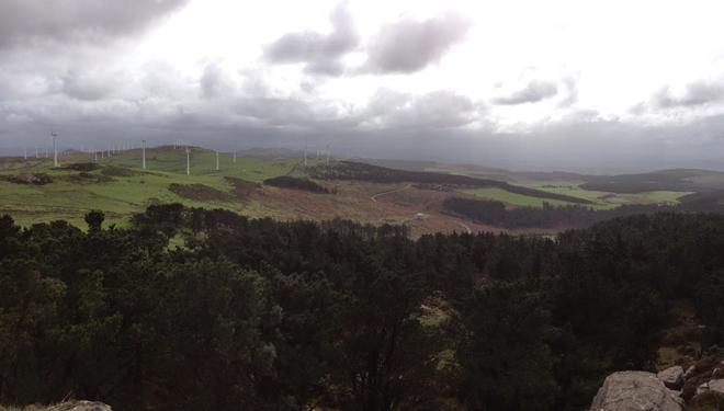Montes de Cedeira: un exemplo de uso público e multifuncional do monte