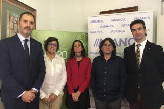 ABANCA e o C.R.D.O. Ribeiro firman un convenio pioneiro para axudar a adegas e viticultores