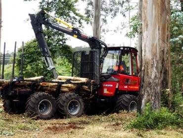 Cursos de certificación forestal e prevención de riscos con maquinaria