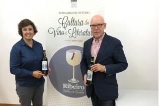 A DO. Ribeiro organiza as xornadas: Cultura do viño e literatura