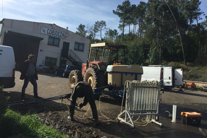 O mercado de maquinaria mellora en tractores e equipos de fitosanitarios