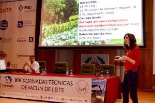 Galicia aspira a ser declarada libre de tuberculose bovina antes do 2020