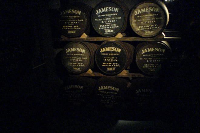 Roble gallego para el whisky irlandés