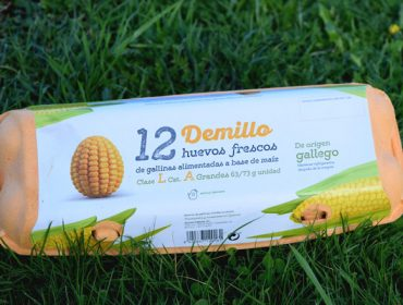 Demillo: a aposta de Avícola Tratante por recuperar o ovo tradicional galego