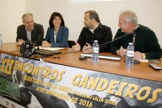 As ADS de vacún en Galicia cobren o 51% das ganderías de leite e de carne