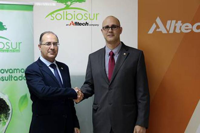 Alltech adquire Solbiosur, unha empresa española especializada en solucións para cultivos agrícolas e hortícolas