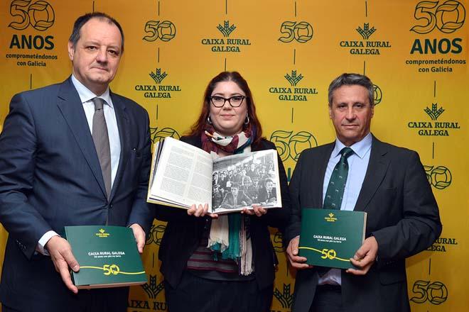 Caixa Rural Galega, 50 anos cos pés na terra