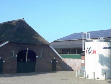 Así reduce una granja holandesa su huella de carbono