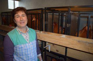 Oliva Souto: 37 anos criando Capón de Vilalba para as mellores mesas de Nadal
