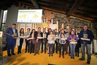 Premiados na XIX Cata dos Queixos e XV Cata dos Meles de Galicia