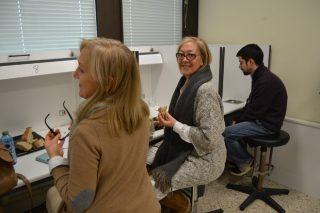 Bota a andar o primeiro panel profesional de cata de pan de Galicia