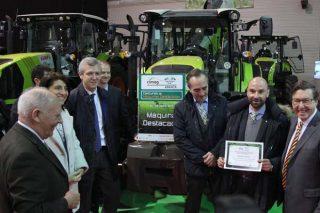 Dez innovacións en maquinaria agrícola, premiadas en Cimag Gandagro