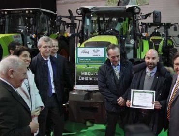 Diez innovaciones en maquinaria agrícola, premiadas en Cimag Gandagro