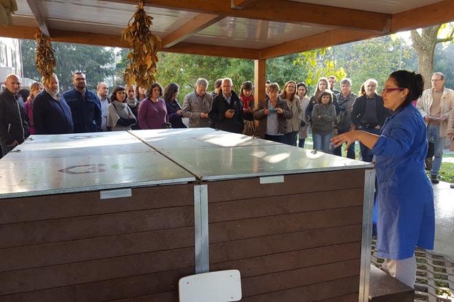 Curso de Mestría en compostaxe, con participación do Plan Revitaliza
