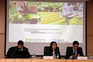 A Axencia Galega de Calidade Alimentaria sustituirá este mes ao Ingacal