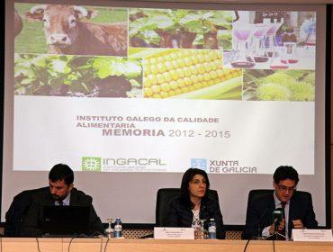 La Agencia Galega de Calidade Alimentaria sustituirá este mes al Ingacal