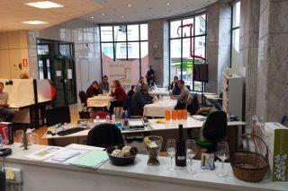 La D.O. Monterrei realiza sesiones formativas para seleccionar su panel de catadores