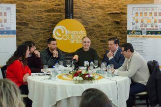 Programa completo da Festa do Queixo de Arzúa, con 70 expositores inscritos