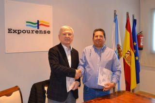A DO Monterrei e Expourense ratifican a súa colaboración para o ano 2017