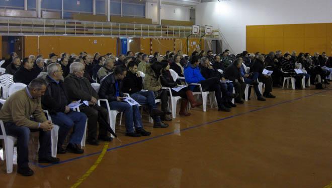 Propietarios do interior de Lugo, en contra das restriccións ó eucalipto