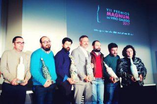 Galardoados nos Premios Magnum 2017 do Instituto Galego do Viño
