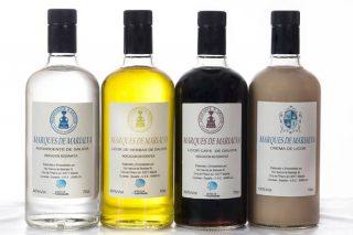 'Marqués de Marialva' liqueur range.