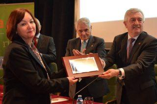 Ovica recibe o XVII Premio Aresa de Desenvolvemento Rural