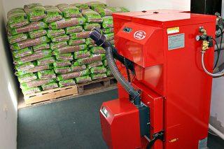 Convocadas as axudas para instalar caldeiras de biomasa nos fogares