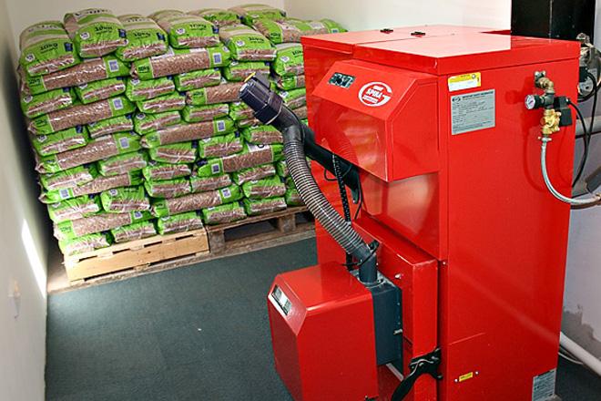 Axudas da Xunta para instalar caldeiras de biomasa nas casas do rural