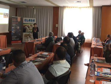 Zoetis desarrolla el programa vacunal en novillas en la jornada de Afrise
