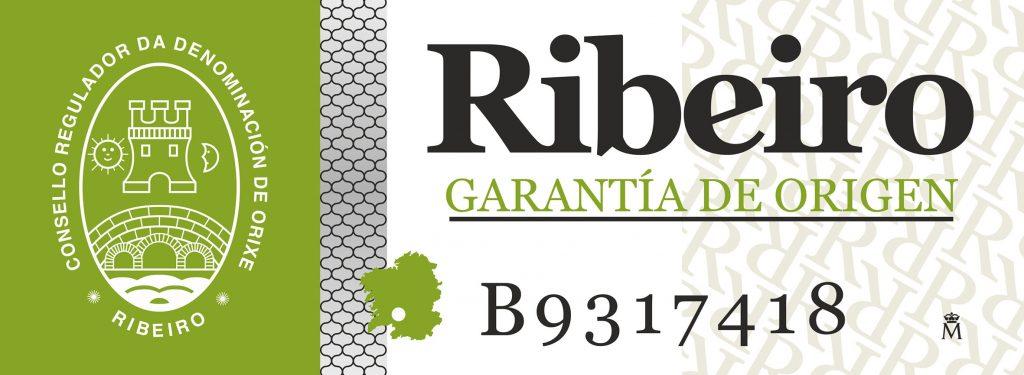 Precinta Certificadora D.O. Ribeiro