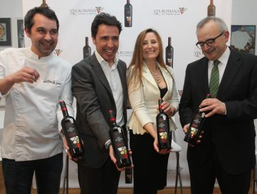 Vía Romana presenta o primeiro viño galego con certificado de vegano