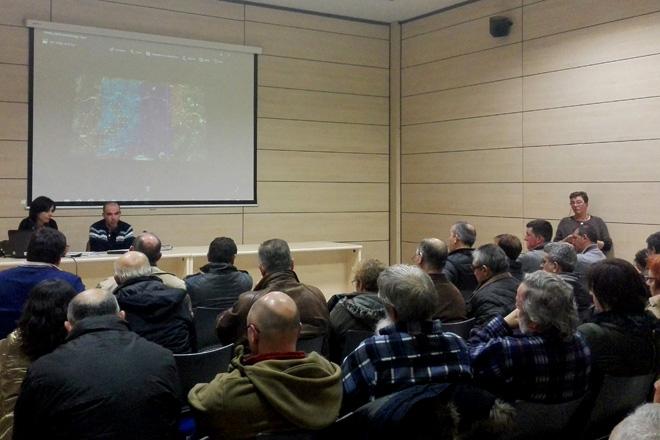Preocupación entre los ganaderos de Ordes por el proyecto minero de Erimsa