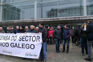 Os gandeiros con impagos de Artesanos Gallegos piden reunirse con Medio Rural