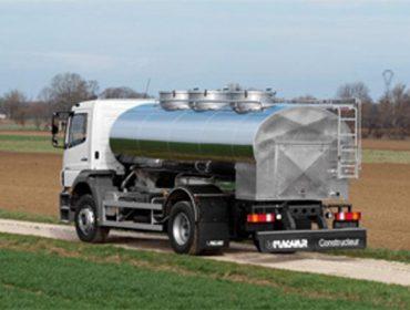 A Comisión Europea prevé unha baixada do prezo do leite a partir de xuño