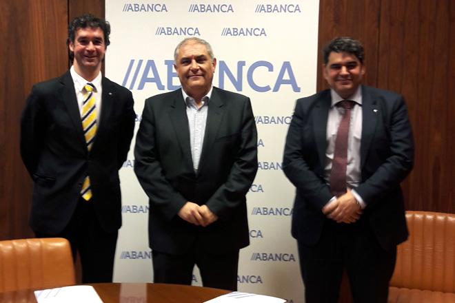 Abanca e Boaga unen esforzos cun convenio para impulsar a viabilidade das razas autóctonas de Galicia