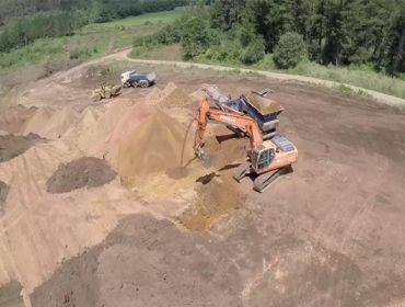 Batalla informativa en torno ao proxecto mineiro en terras agrogandeiras de Ordes