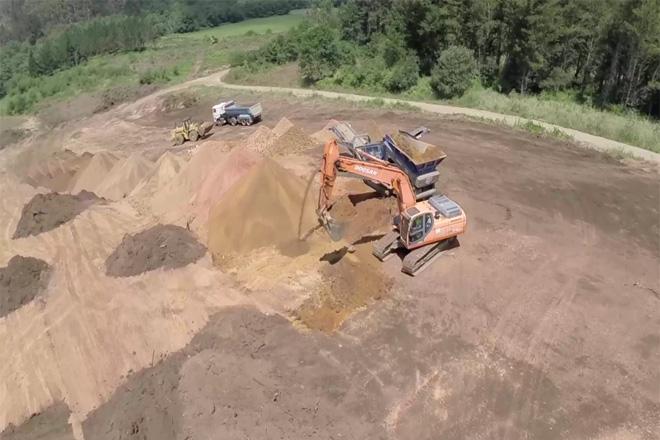 Tensión entre partidarios y detractores del proyecto minero para tierras agrarias de Ordes