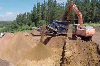 Medio Rural oponse ao proxecto mineiro de Erimsa na comarca de Ordes