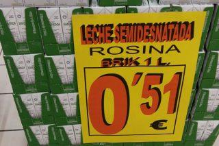 El 46% de los consumidores asegura que pagaría más por la leche española