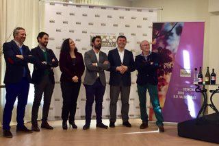 A DO Valdeorras presenta a súa anada 2016 en Santiago