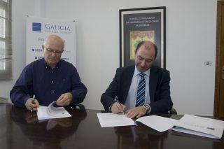 O Consello Regulador da DO Valdeorras asina un convenio coa Galicia Business School