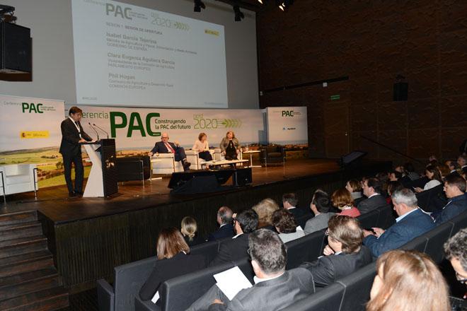 Consenso en España para limitar o número de beneficiarios da PAC
