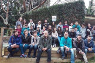 Escolares de Cervantes participan nas Xornadas de Apicultura da Deputación de Lugo