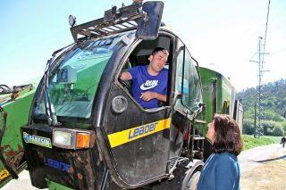 As axudas de 2017 para maquinaria agrícola en común beneficiarán a 20 sociedades e cooperativas