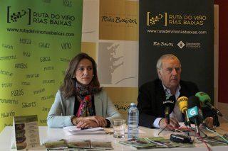 A Ruta do Viño Rías Baixas superou a barreira dos 100.000 visitantes en 2016