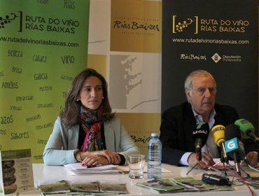 La Ruta do Viño Rías Baixas superó la barrera de los 100.000 visitantes en 2016